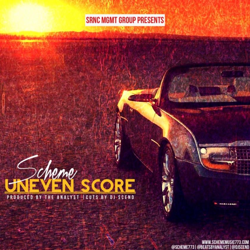 Scheme - Uneven Score (Artwork)